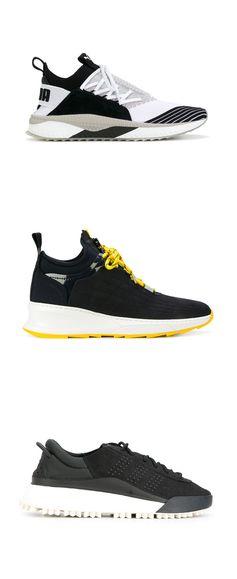 Explore new season sneakers on Farfetch now.