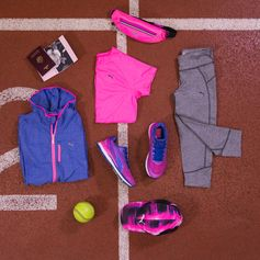 Training day essentials include the new Speed 600 IGNITE 2.