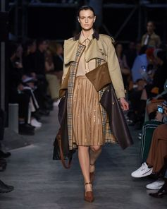 Look 92 from Tempest, #RiccardoTisci's #Burberry Autumn/Winter 2019 show