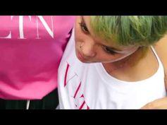 VLTN T-SHIRT | BLACK, WHITE OR CANDY PINK?