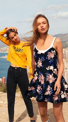 From grunge checks to a whirlwind of florals, here are the looks to meet all of your style cravings. | H&M Divided