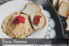 Tuscan Hummus Recipe– JM Thomason - Gourmet Seasonings & Spices