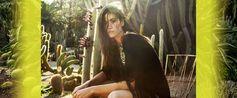 Sheila Marquez x Stradivarius Summer 2014