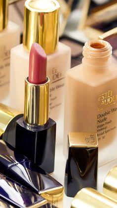 Wedding makeup essentials.