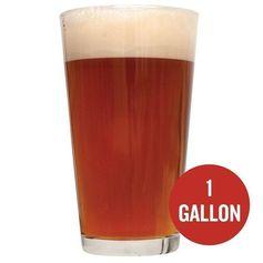 Irish Red Ale 1 Gallon Beer Recipe Kit