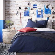 Idées déco - Chambre déclic Bleu