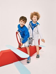 Spring Summer 2018 Advertising Campaign #ArmaniJunior