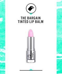 Best Tinted Lip Balms: E.L.F. Gotta Glow Lip Tint