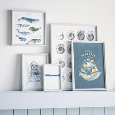 Cadres tendance maritime #cadre #maritime #tendance #zodio #décoration