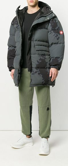 Cav Empt Oversized Padded Jacket