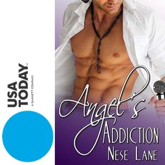 So Excited! Angel's Addiction made USA Today.   http://www.usatoday.com/story/happyeverafter/2013/09/27/erotic-romance-erotica-new-releases/2878893/