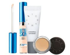 No one likes waking up to a blemish or those pesky under-eye bags, but don't let them taint your morning! These concealers will mask any unwanted marks and make your face look fresh all day long.