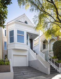 A renovated 1890 Victorian heritage home in Noe Valley.