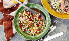The flavor of this salad deepens as it sits, and we'd use the vinaigrette on any…