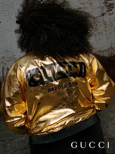 Introducing the Gucci-Dapper Dan collection for Fall Winter 2018. Dapper Dan, a well-known Harlem designer, invented his own style in the 80s and 90s. Now through his and Alessandro Michele's artistic vision, a contemporary interpretation of streetwear and accessories for a new generation.