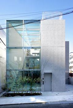 residence at nishi-azabu - YUKO NAGAYAMA & ASSOCIATES