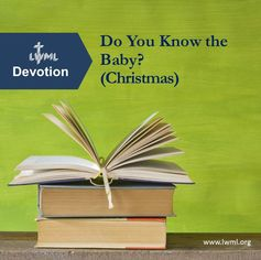 A CHRISTMAS-themed devotional from LWML for personal or group use to print, study and share.