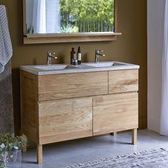 Son design contemporain apportera à votre intérieur une touche design. Son chêne à l'aspect texturé donnera une touche d'authenticité à votre pièce. #tikamoon