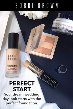 """Say """"I do"""" to your perfect foundation match."""