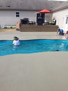 fiber pools