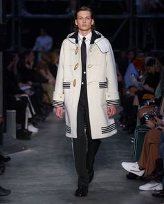 Look 79 from Tempest, #RiccardoTisci's #Burberry Autumn/Winter 2019 show