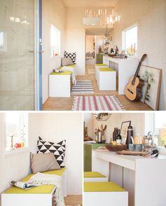 This Modern Tiny House Covered In Wood Is Cozy On The Inside