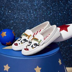 Play with style these holidays and choose Tod's Loves Circus. More at tods.com #TodsLovesCircus #TodsDoubleT