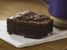 Easy Mocha Brownies – You'll need just two ingredients to make this easy dessert recipe. The hardest part? Waiting for them to completely cool before cutting to serve. #PinThatTwist