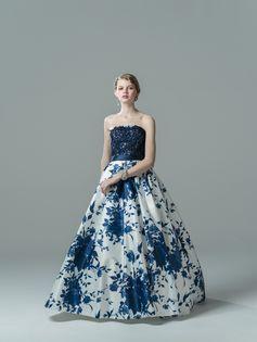color dress カラードレス  04-6534