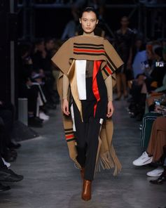 Look 89 from Tempest, #RiccardoTisci's #Burberry Autumn/Winter 2019 show