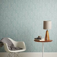 BuyJohn Lewis Aspen Wallpaper, Slate Online at johnlewis.com
