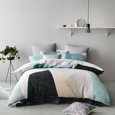 Home Republic Cummins Quilt Cover, doona covers, bedlinen