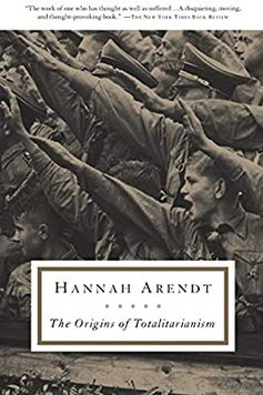The Origins of Totalitarianism: Arendt, Hannah: 9780156701532: Amazon.com: Books