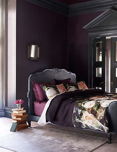 Corine Black Bed | M&S superking £899.40