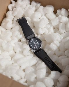 For the guy who takes better care of his watches than, well, anything 🎁 Perfect gift. Found.