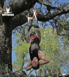 Aerial Yoga (AeroYoga) | AeroYoga® in Las Hurdes, an Spritual Region in Spain www.pilates-aereo.com www.yoga-aereo.com www.yogaaereosevilla.es #sevilla #yogaaereo #aeroyoga #pilatesaereo #andalucia #malaga #marbella #cadiz