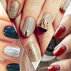 Holiday Nails for Every Party This Season