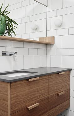 10 Interesting Things You Can Do With Plain White Tile   Apartment Therapy