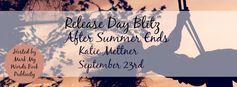 Katie Mettner's After Summer Ends