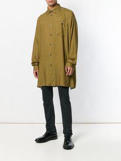 Shop Balenciaga Bal Big Shirt