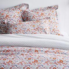 Linge de lit millefiori #zodio #millefiori #linge #chambre #lit #décoration #floral