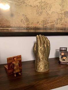 Hand by Tony Darpino #toysandgames #prusai3