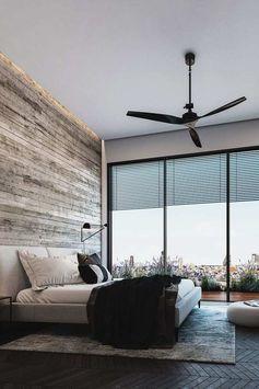 Déco minimaliste pour la chambre adulte - 40 façons d'adopter le style less is more