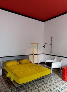 ©Studiopepe | Interiors Jouer la fantaisie aussi sur les plafonds