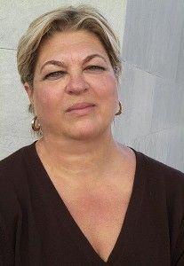 Tere Peña: comunicadora del flamenco. Lebrijana.