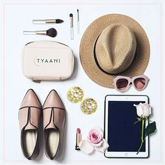 The urban nomad always has place for jewellery in her backpack. Find your perfect Travel Earrings at Tyaani.com #Tyaani #Wanderlust