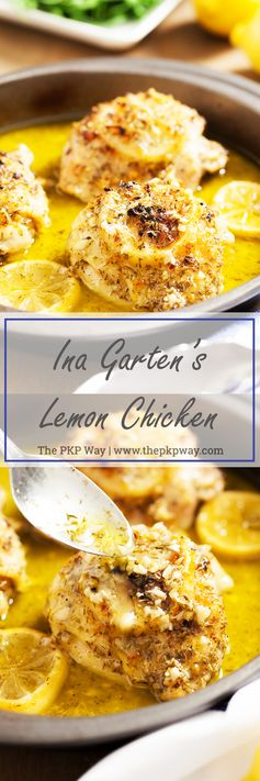 Ina Garten's Lemon Chicken | The PKP Way