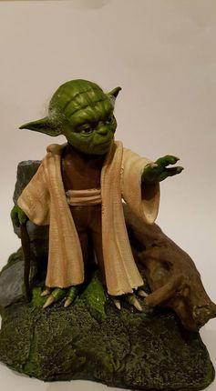 Yoda by Michelle Kuhlmann #toysandgames #prusai3