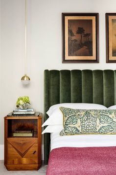 Six Ways To Make Your Home Look Reassuringly Eclectic #invitingdecor #warmandinviting #bedroom