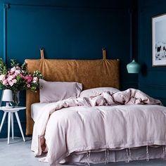 For my home #27 / Idées déco avec des tapis de gym en cuir vintage /
